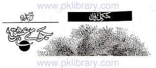 Joye Ishq by Umme Hani Complete Online Reading
