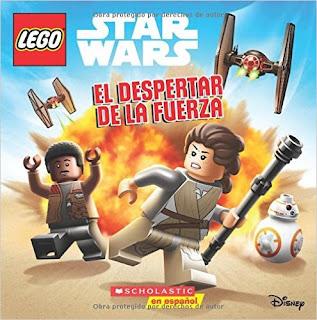 El Despertar Dela Fuerza (Lego Star Wars) PDF