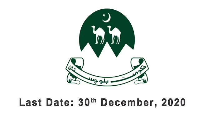 Directorate General Mines And Minerals Baluchistan Jobs 2020