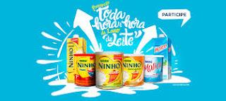 Promoção Leite Nestlé 2018