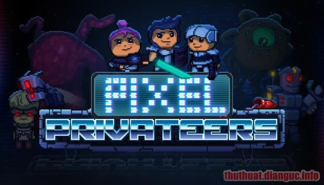 Download Game Pixel Privateers Full Crack