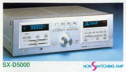 PIONEER SX-D5000 (1980)