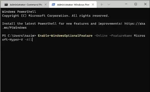 cara mengaktifkan fitur Hyper-V di Windows 11 PC-5