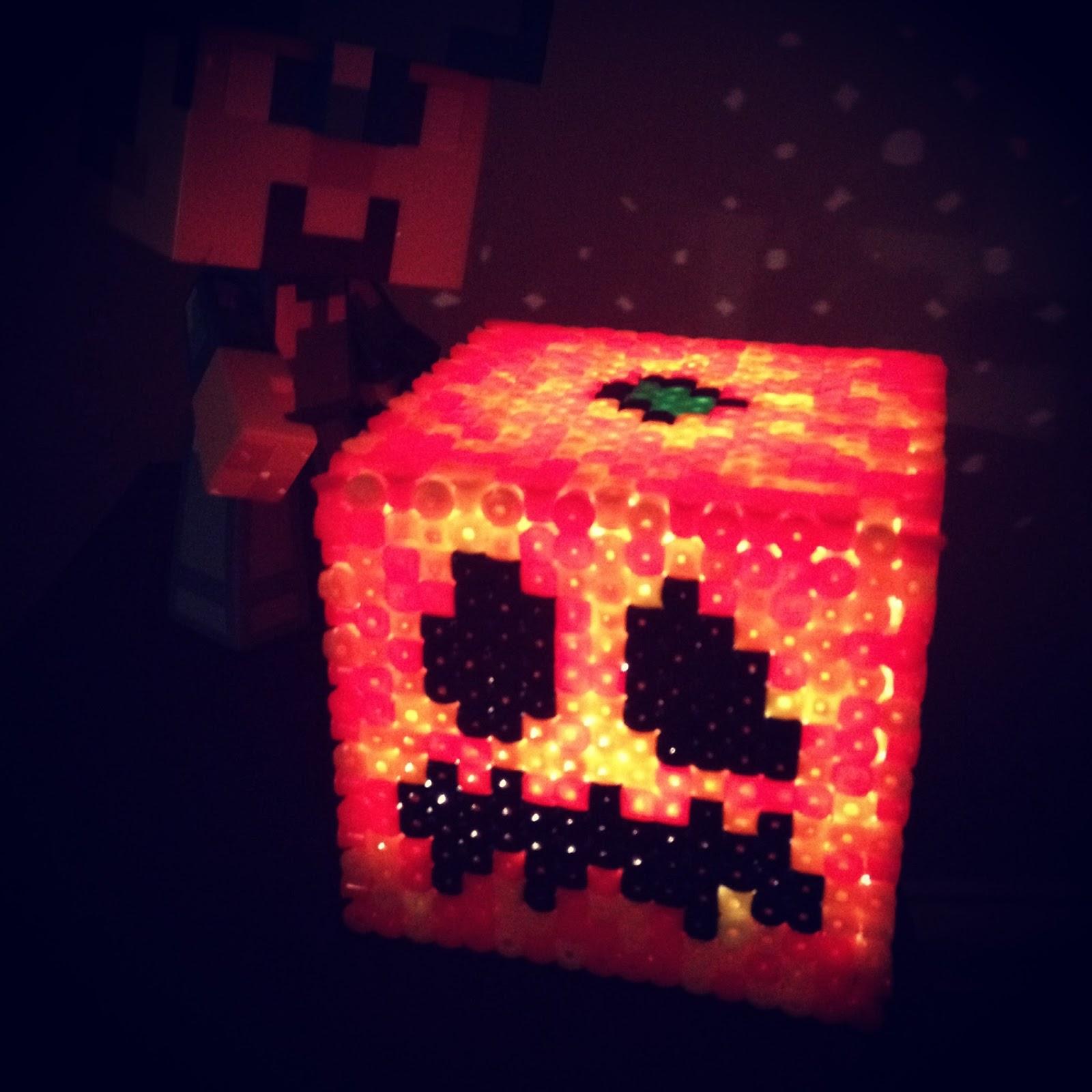 Crochet Pattern Lantern