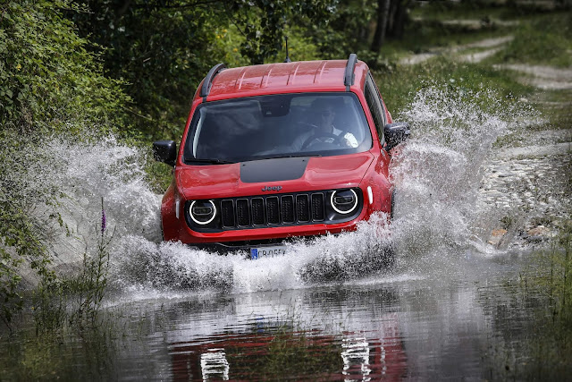 Jeep Renegade Híbrido Plug-In 2021