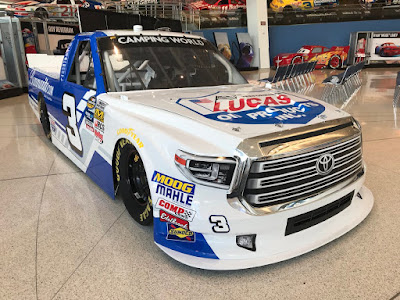 Jordan Anderson Racing To Campaign Full #NASCAR Camping World Truck Series Schedule