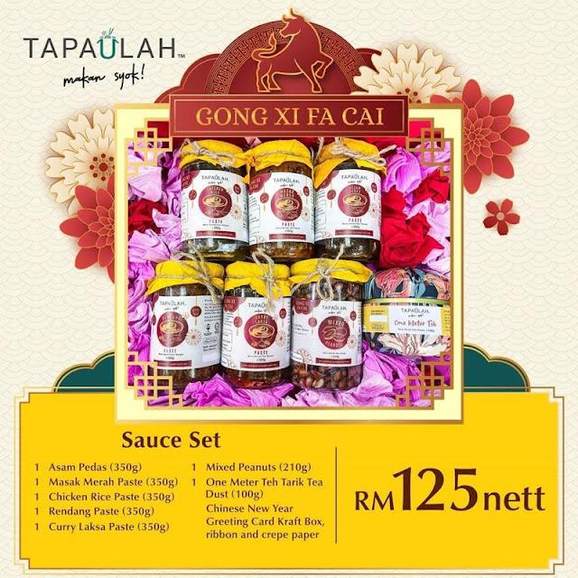 TAPAULAH Cooking Pastes Series