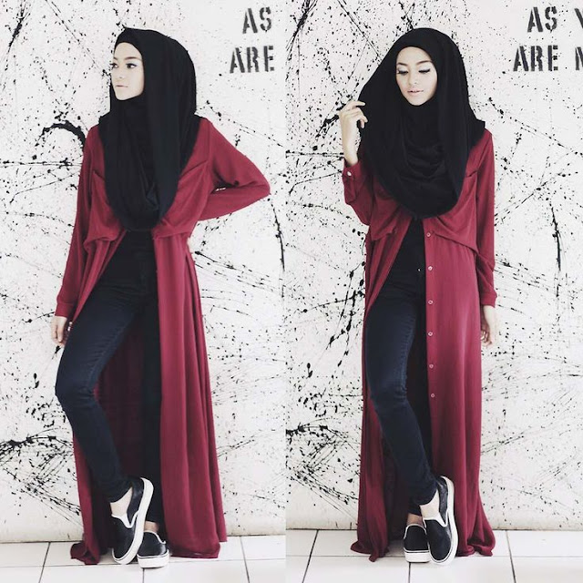 Cara Memilih Fashion Hijab Muslimah
