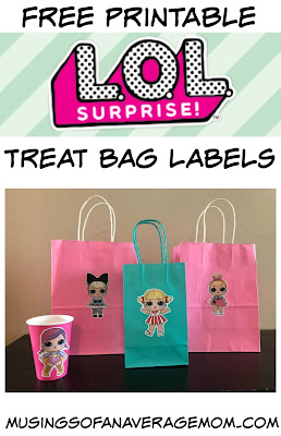 free lol party printables