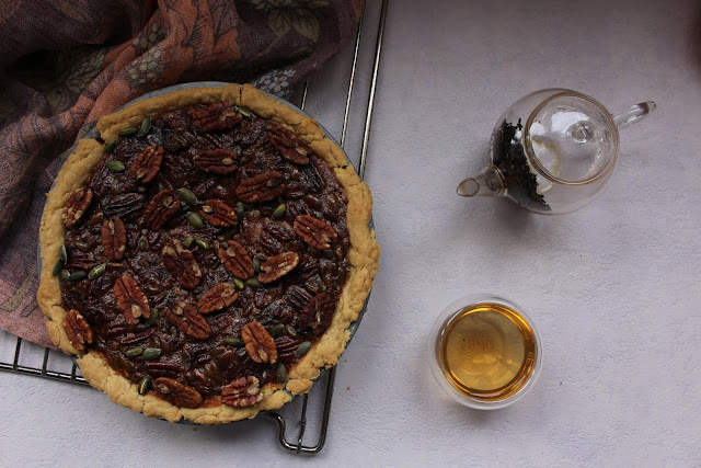 A recipe for an autumnal pie