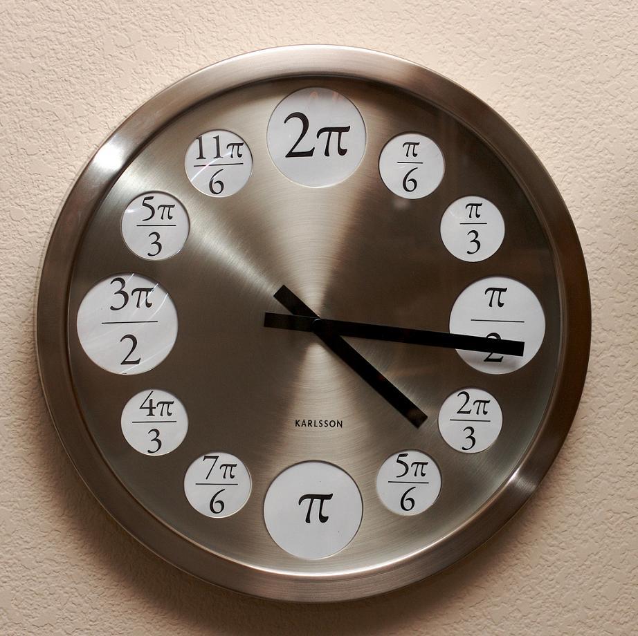 modern kitchen wall decor single faucet 15 cool clocks and creative clock designs - part 4.