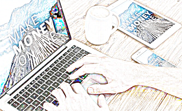 3 cara nyata menghasilkan uang online