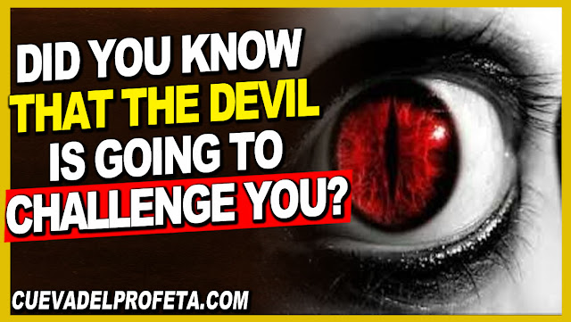Did you know that the devil is going to challenge you - William Marrion Branham
