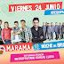 Marama y Noches de Brujas en Arequipa - Precio de entradas - 24 de junio