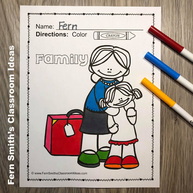 Thanksgiving Coloring Pages - 48 Pages of Thanksgiving Coloring Book Fun!