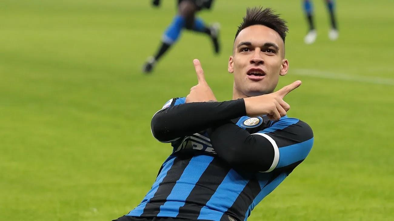 Lautaro Martínez anunció que renovará con Inter de Italia y descarta irse al Barcelona