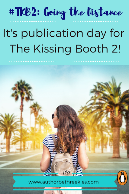The long-awaited sequel to The Kissing Booth is finally here! Find out more about The Kissing Booth 2: Going the Distance and where to buy it in this post.