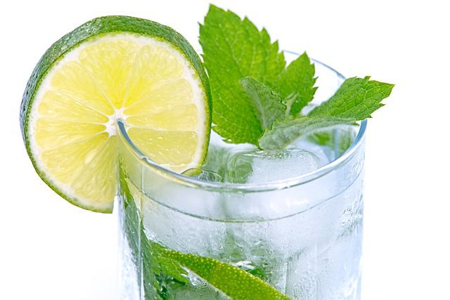 Try Sparkling Water