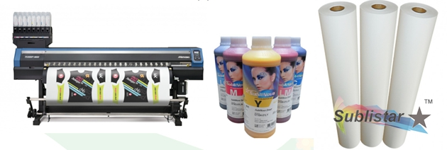 dye sublimation inks