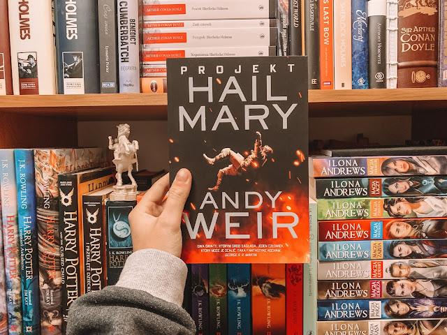 #BLOGUJEZTK: PROJEKT HAIL MARY // ANDY WEIR