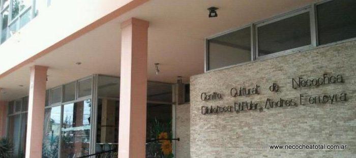 Centro Cultural de Necochea y Biblioteca Popular Andrés Ferreyra