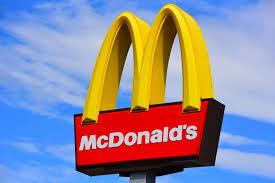 Συνεργασία του Military Club με την Αλυσίδα Καταστημάτων McDonald's.