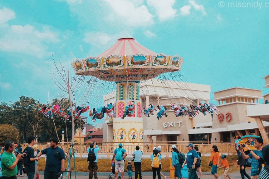 the new ontang-anting dunia kartun dufan