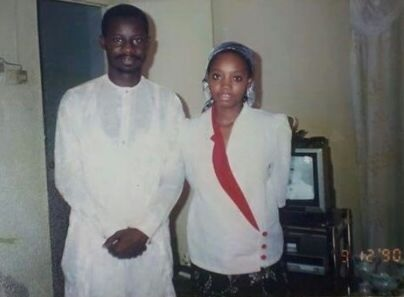 See this Couple back in 1989, today the Husband is a Governor