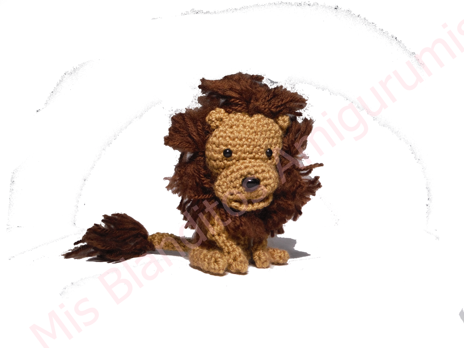 Amigurumi Lion crochet tutorial - YouTube | 1200x1600