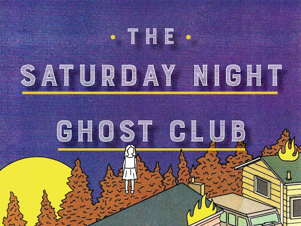Book Review | The Saturday Night Ghost Club by Craig Davidson