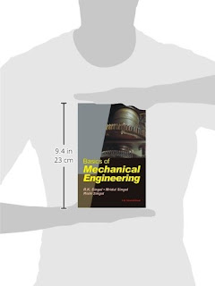 Basics of Mechanical Engineering Textbook