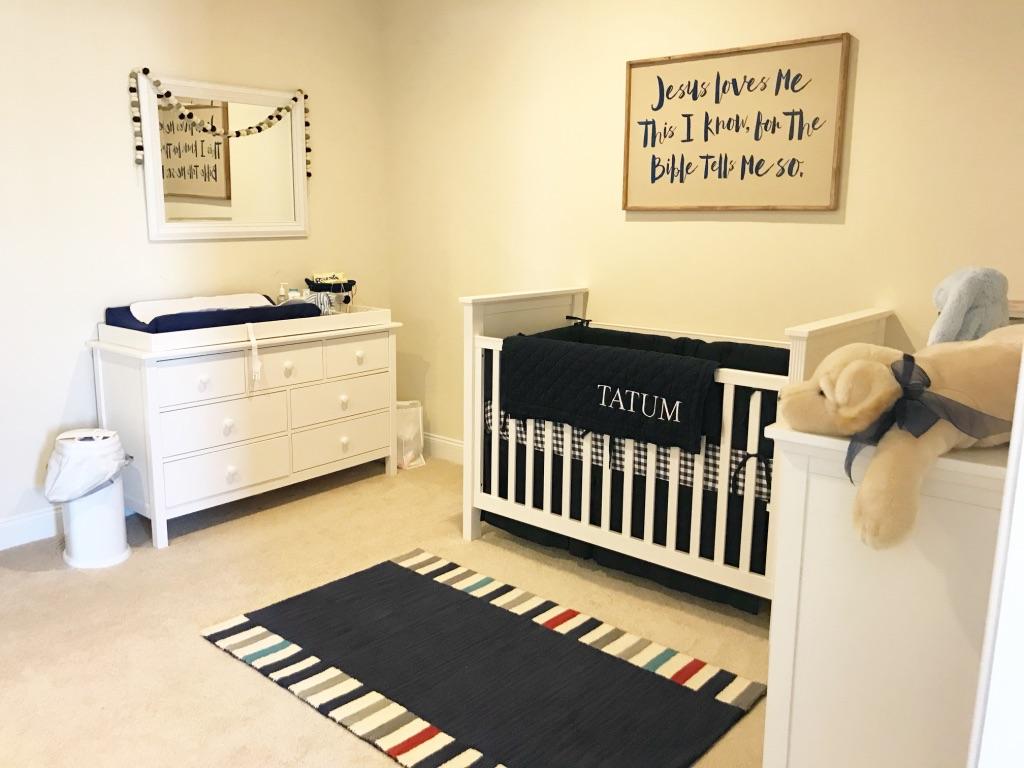 Christina Lea Loves : Tatum\'s Nursery