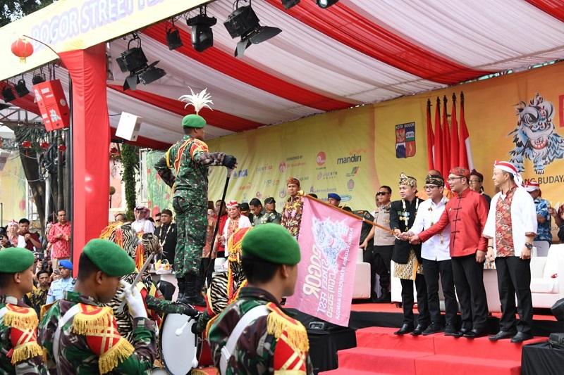 Bogor Street Festival Cap Go Meh 2020, Kang Emil : Jabar Wakili Keberagamaan Budaya