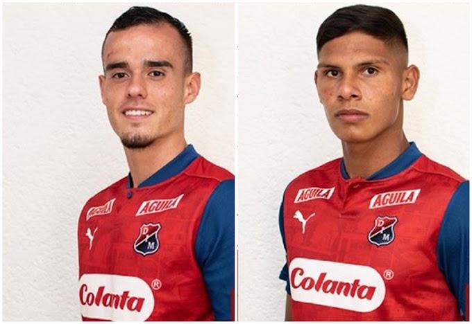 Se la jugó por la juventud: Estos son los dos nuevos refuerzos del Independiente Medellín para el segundo semestre