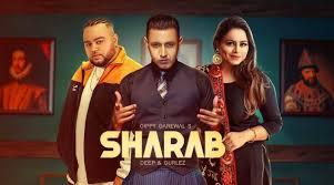 Sharaab Lyrics in English - Gippy Grewal, Gurlez Akhtar   The Main Man
