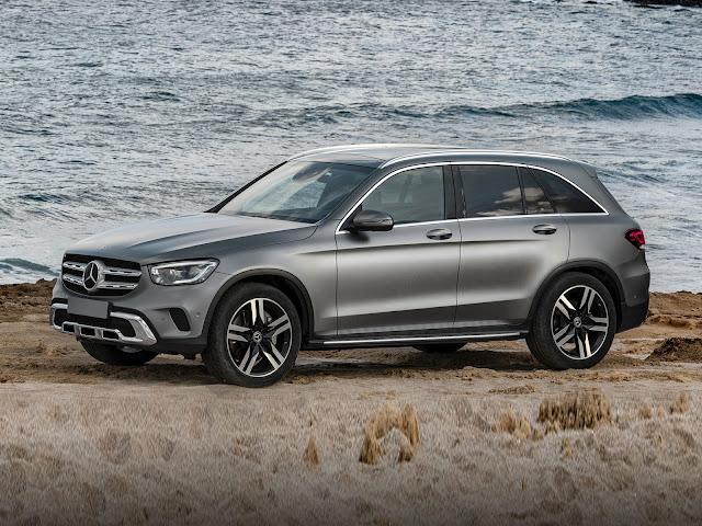 Đánh giá Mercedes GLC 300 4MATIC 2020