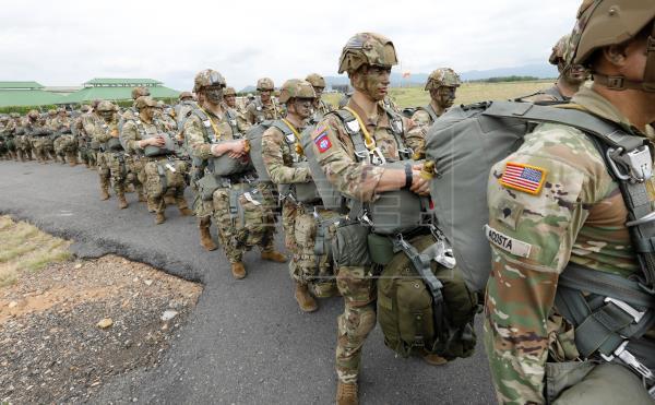 MILITARES DE EE. UU. HARÁN ENTRENAMIENTO DE RESCATE EN EL CARIBE DE HONDURAS