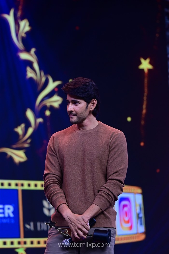 Telugu Actor Mahesh Babu Stills