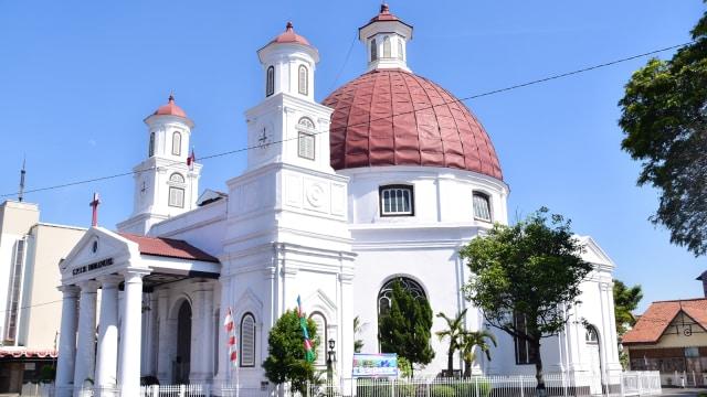 Gereja Blenduk, Semarang