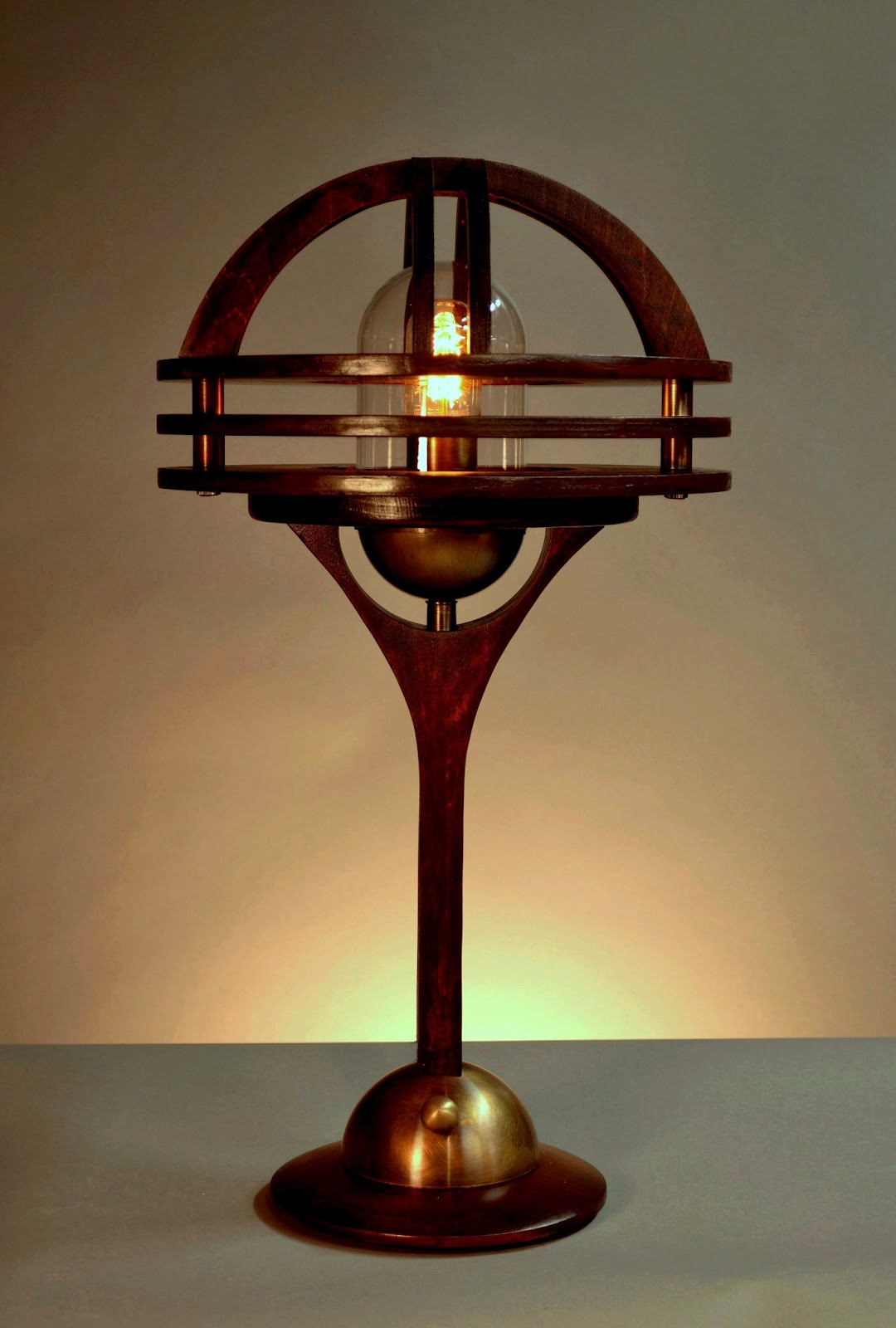 Vintage Desk Lamp Antiques