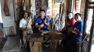 Rumah Seni Baro Begado - Belitung