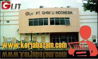 Lowongan Kerja Batam Ghim Li Indonesia