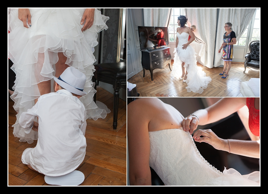 Photo mariage Rennes - Laurent CHRISTOPHE Photographe