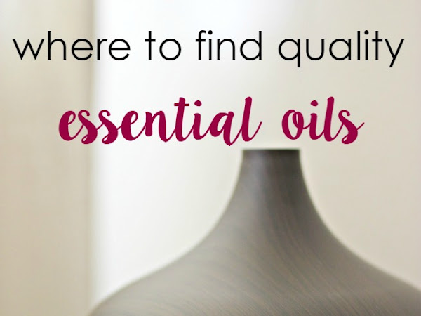 Where to find quality essential oils