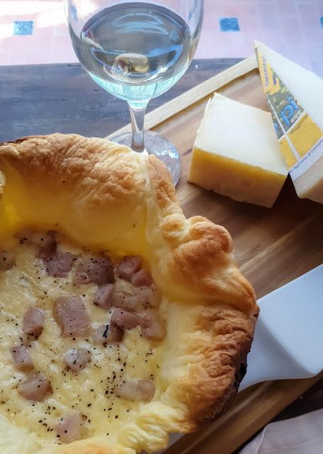 La ricetta del mese: torta rustica al formaggio