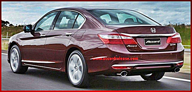 2017 Honda Accord Sedan Specs Release Date Uk