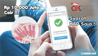 6 Rekomendasi Aplikasi Pinjaman Online Cepat Cair dan Terdaftar di OJK Terbaik 2021