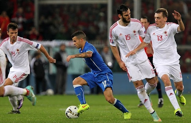 On the eve of Italy-Albania match 20,000 tickets sold