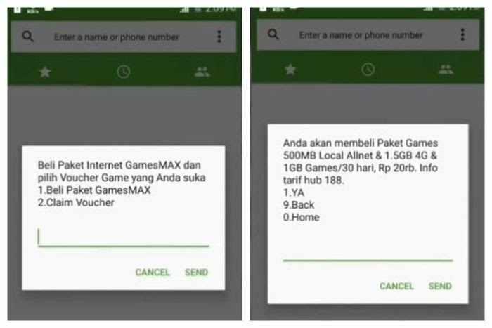 Paket internet telkomsel murah bulan oktober - november 2018 4