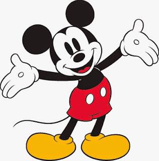 Powrót do szkoły z  Myszką Miki